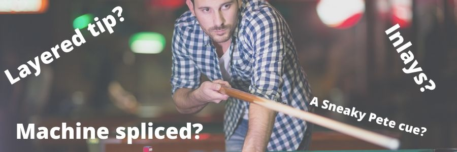 everything about pool cues