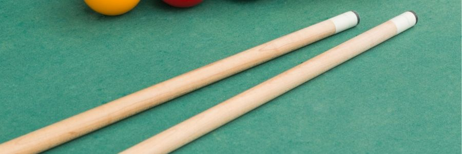 choosing a pool cue tip
