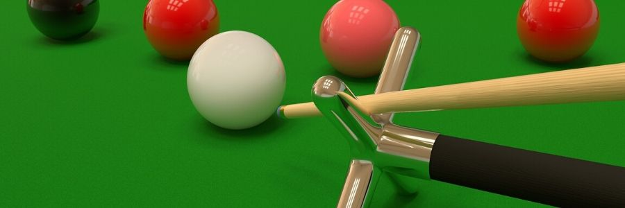 breaking in snooker