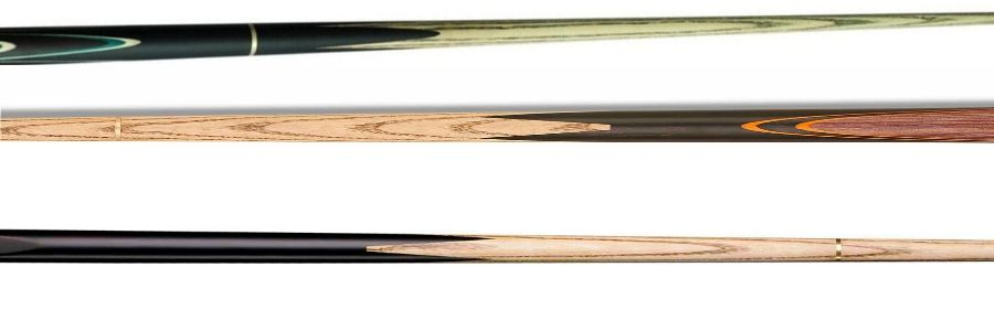 how to clean a snooker cue shaft