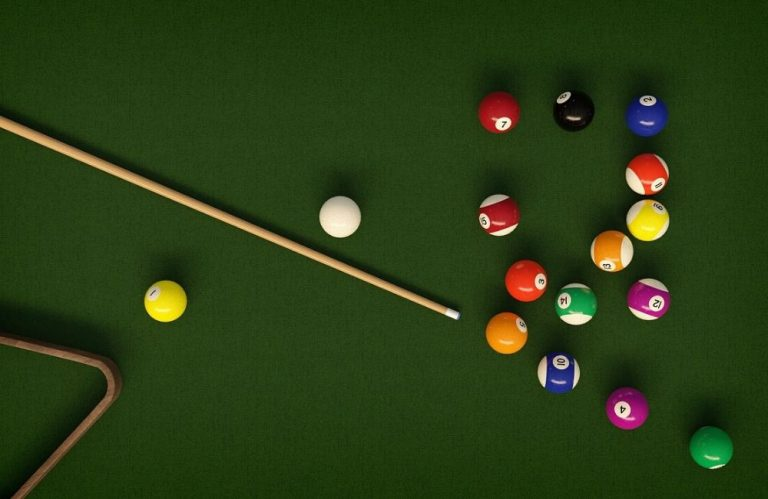 billiard game billiard balls billiard stick